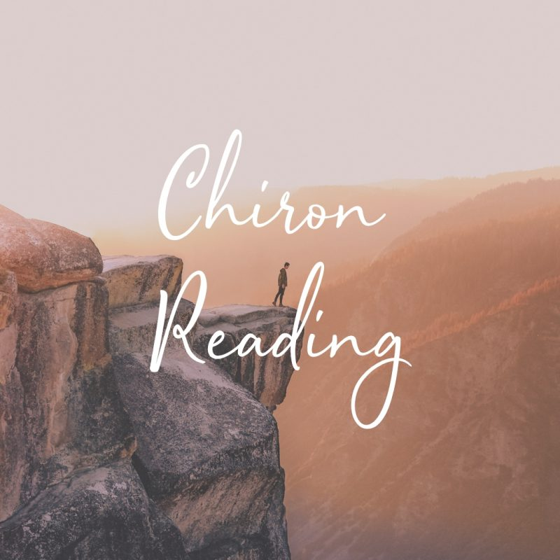 Chiron Astrology Reading