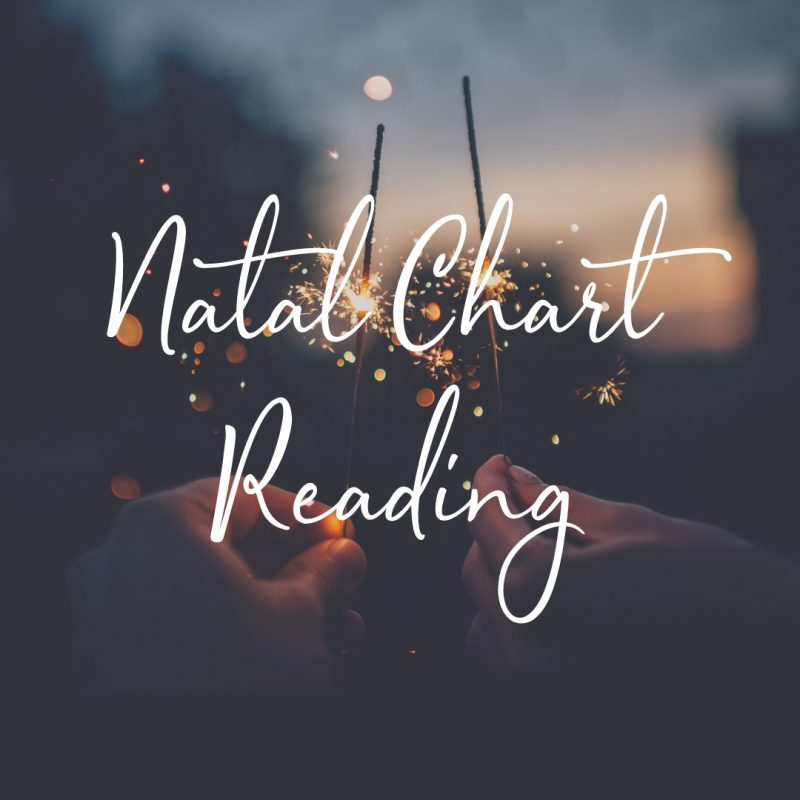 Natal Chart Astrology Reading