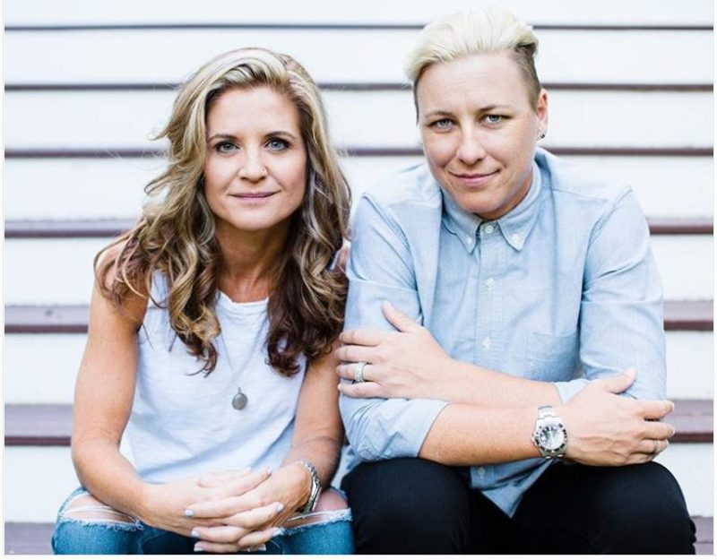 Glennon Doyle and Abby Wambach, Full Moon in Pisces visionaries