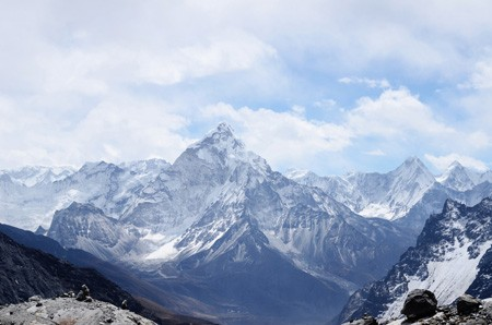terrifying mountain