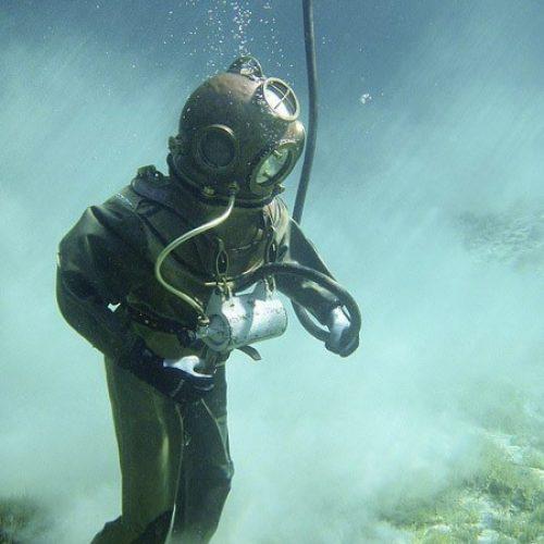 diver 450px